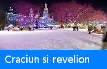 Targul de Craciun si revelion